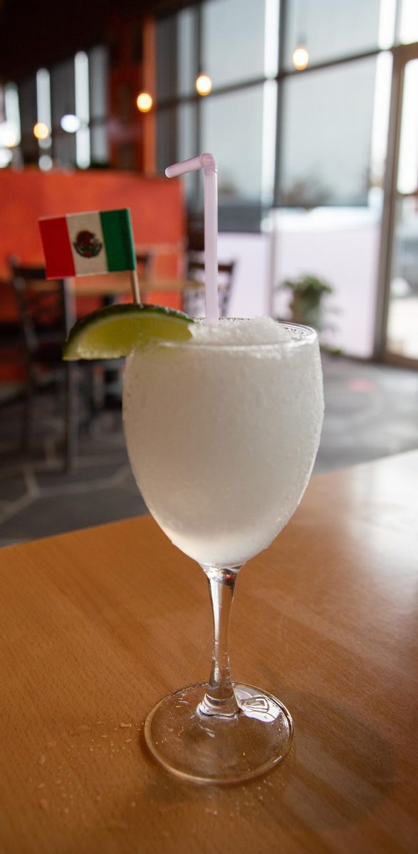 Margaritas and other Mexican themed drinks and cocktails in Mission
